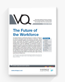 Vistage Quarterly (VQ) Issue 2- The Future of the Workforce
