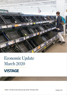Economic Update - March 2020 Cover